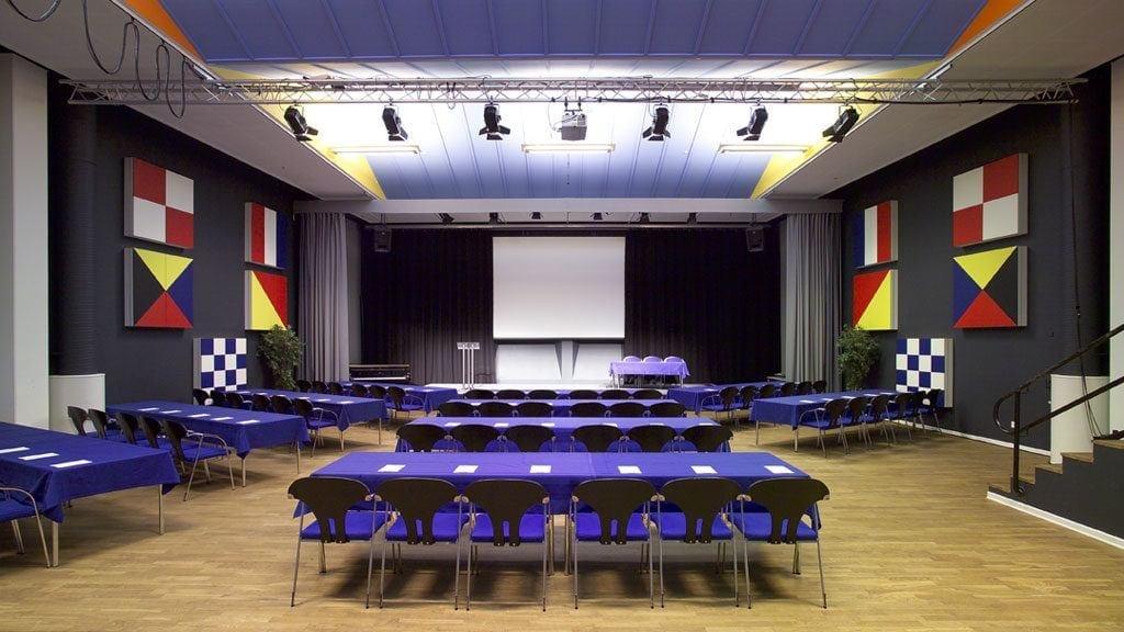 Musikhuset w Esbjerg projekt Jan Jorn Utzon