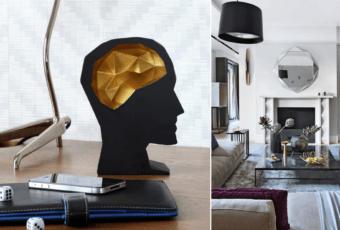 Luksusowy apartament na Muranowie od Taff Architekci
