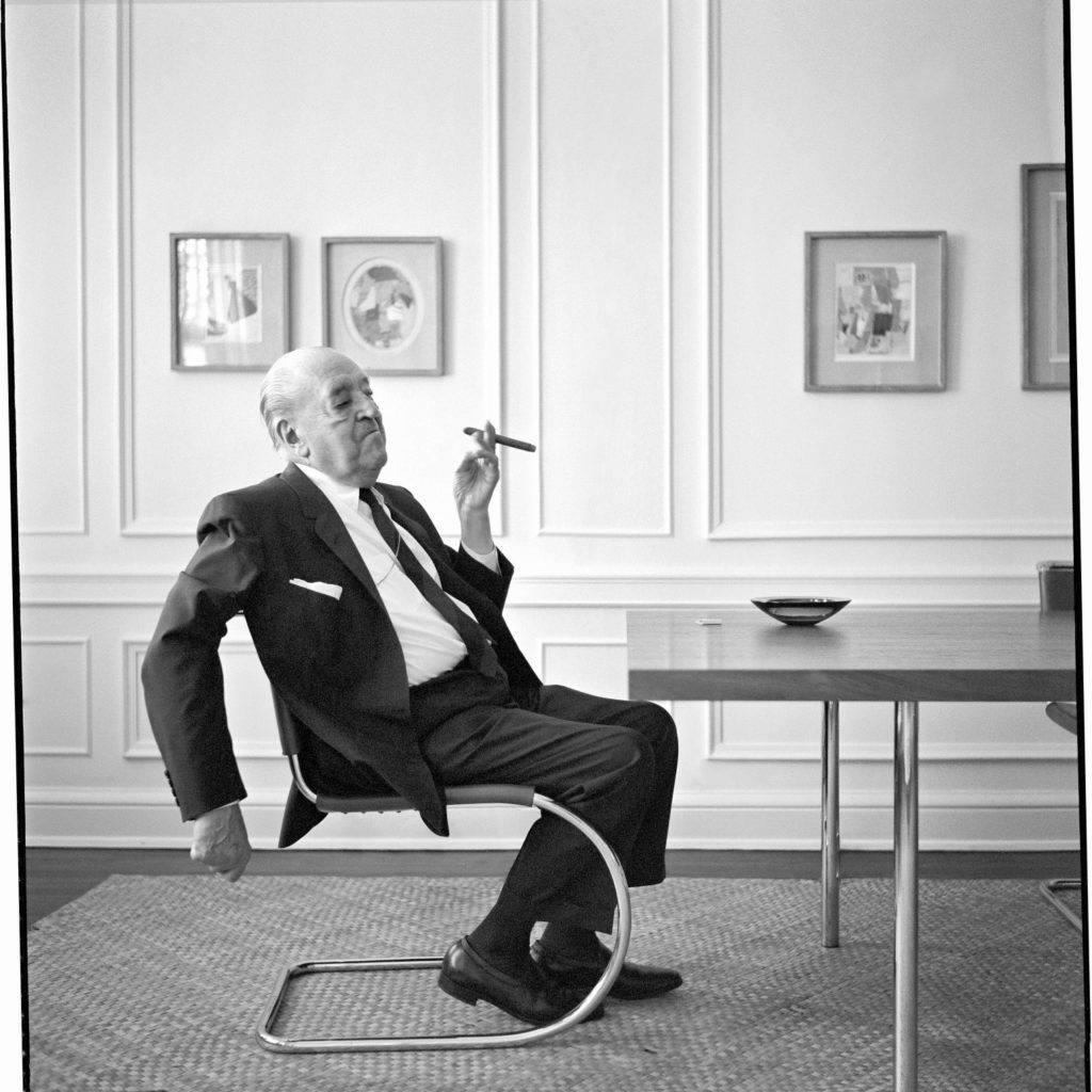 Projektant Ludwig Mies van der Rohe