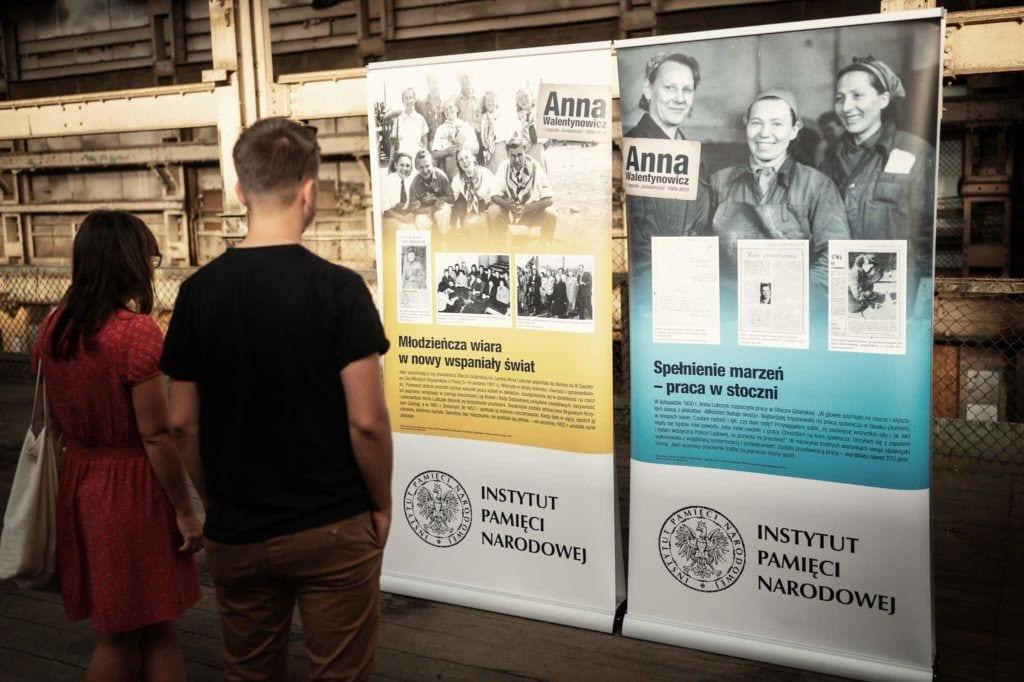 Wystawa w Stoczni Cesarskiej