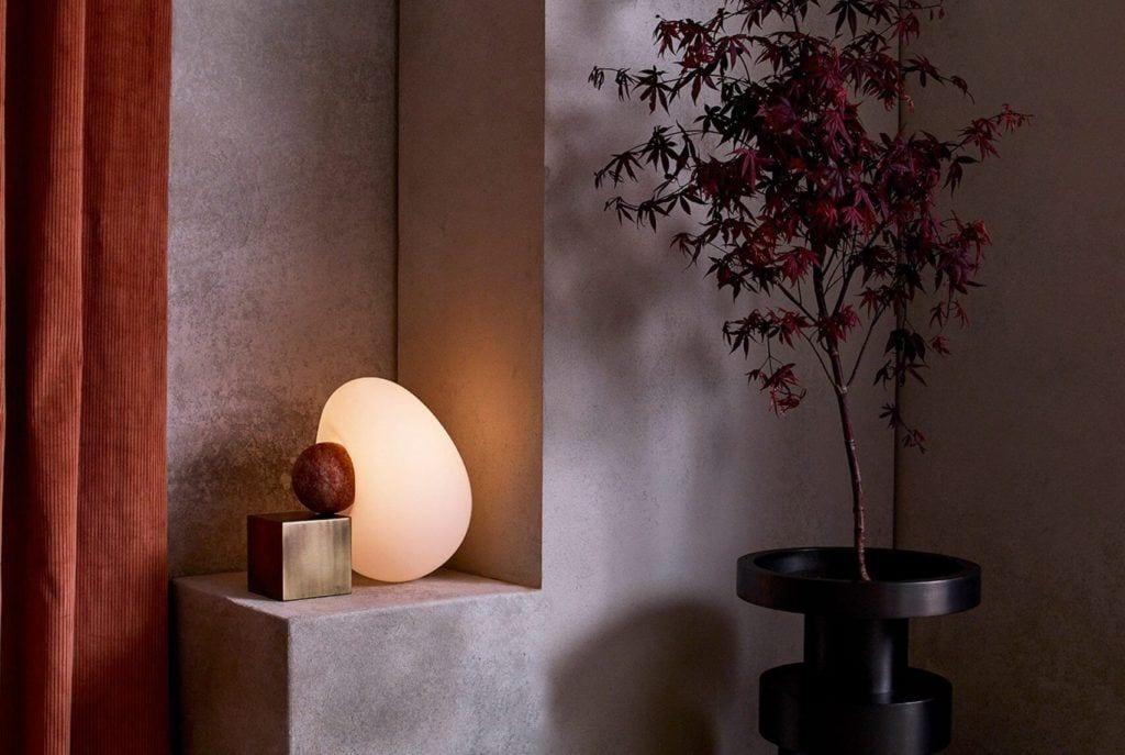 The Dimple lampa projektu Anna Karlin