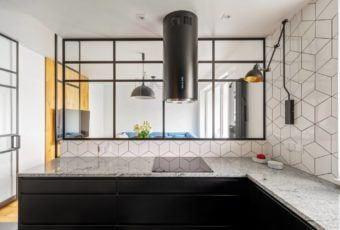 Deer Design i przytulne mieszkanie z industrialnymi elementami