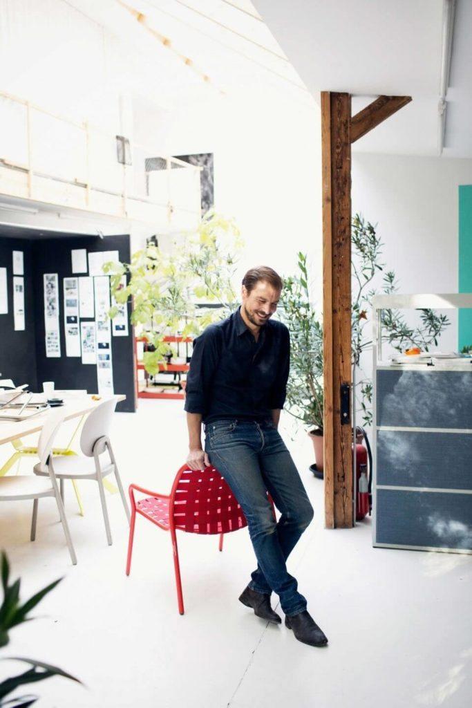 Design Forum na targach Warsaw Home 2019 Stefan Diez