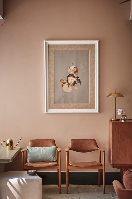 Obraz w Galerii Ornament - autorska pracownia Anny ,Koszeli-Krawczyk -foto Budzik Studio