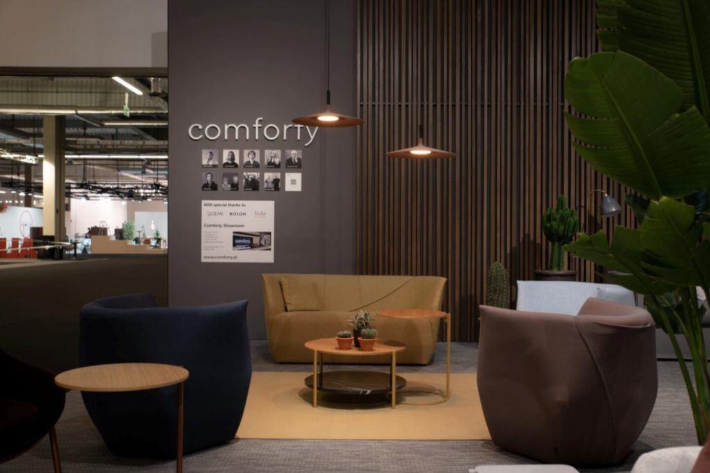 Comforty - Polska designem stoi - Warsaw Home 2019