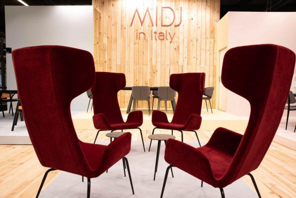 MIDJ - Polska designem stoi - Warsaw Home 2019