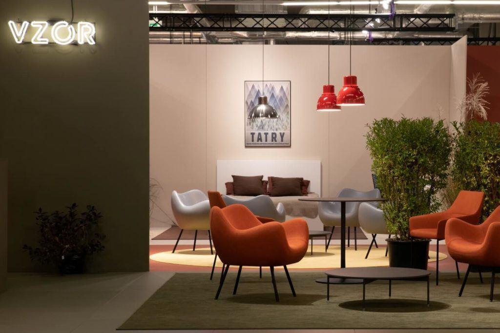 Meble VZOR- Polska designem stoi - Warsaw Home 2019
