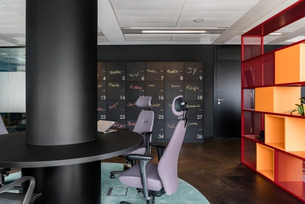 The Design Group i projekt biura grupy Accor oraz Orbis