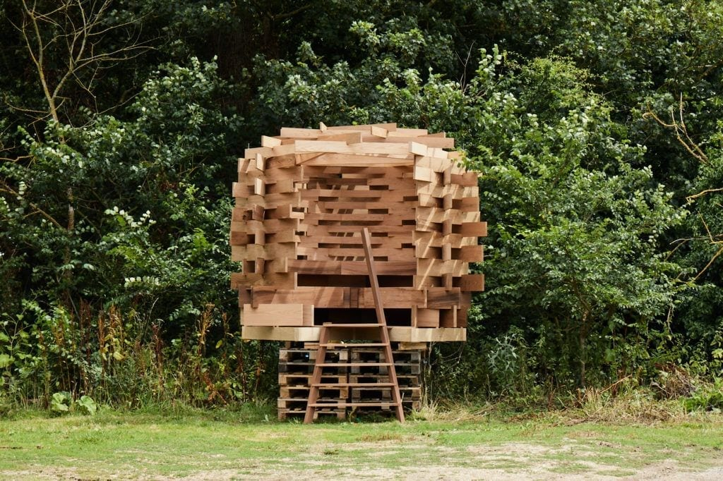 The Nest Juliet Quintero Dallas Pierce Quintero Sir John Sorrell - Legacy - London Design Festival
