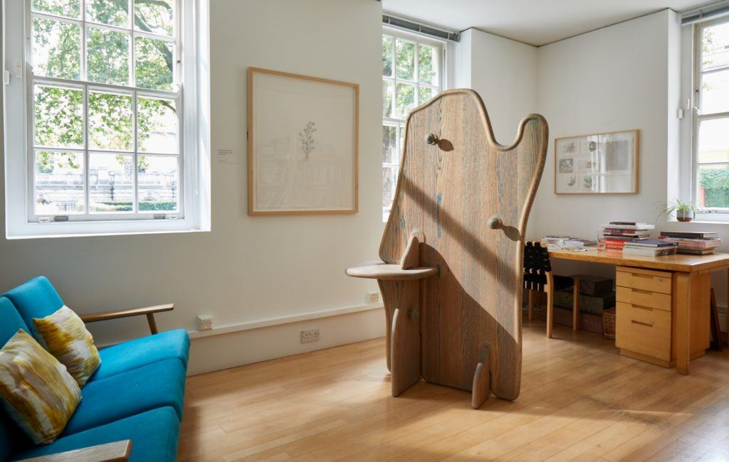 Valet by Max Lamb for Maria Balshaw - Legacy - London Design Festival