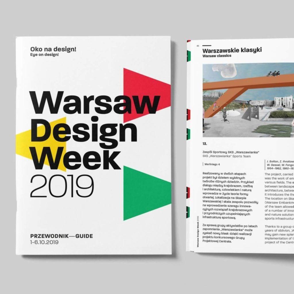 Warsaw Design Week 2019 - tydzień designu w Warszawie