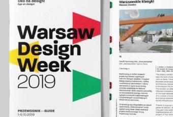 Warsaw Design Week 2019 – tydzień designu w Warszawie