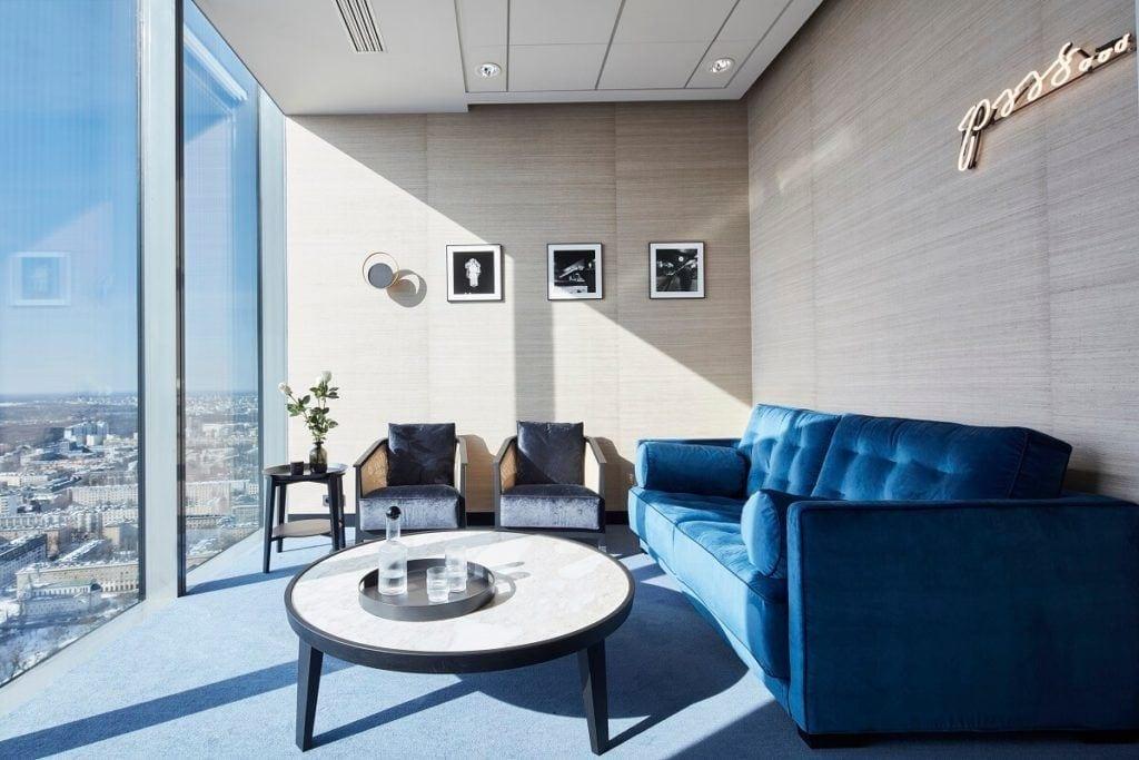 Warszawskie biuro kancelarii White & Case LPP - Private Room