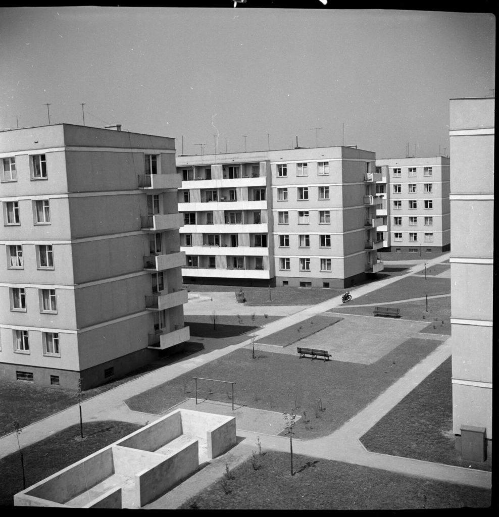 Osiedle Gajowice, rejon między ulicami Grochową i Altanową, Fot. Tomasz Olszewski