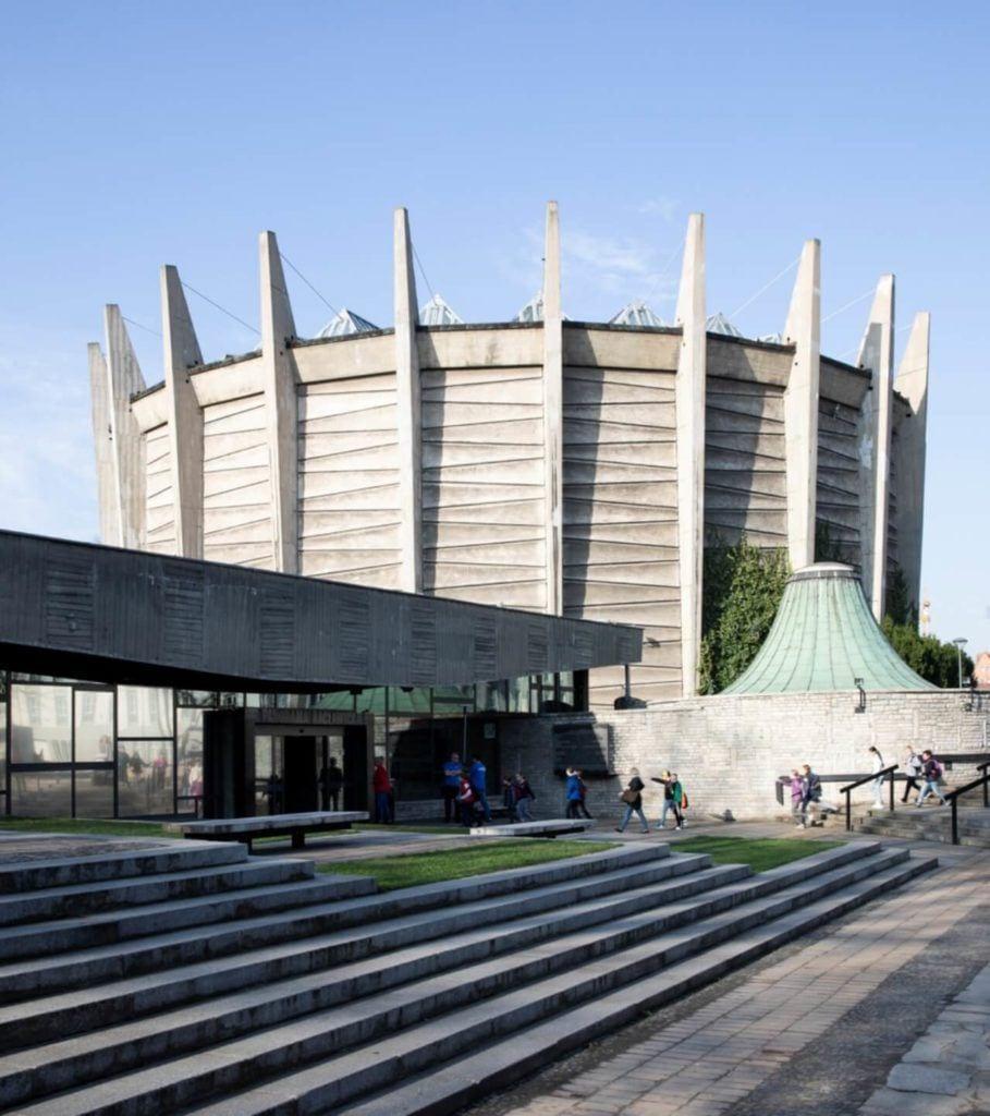 Budynek Panoramy Racławickiej, Projekt Ewa i Marek Dziekońscy, Fot. Anna Morgowicz