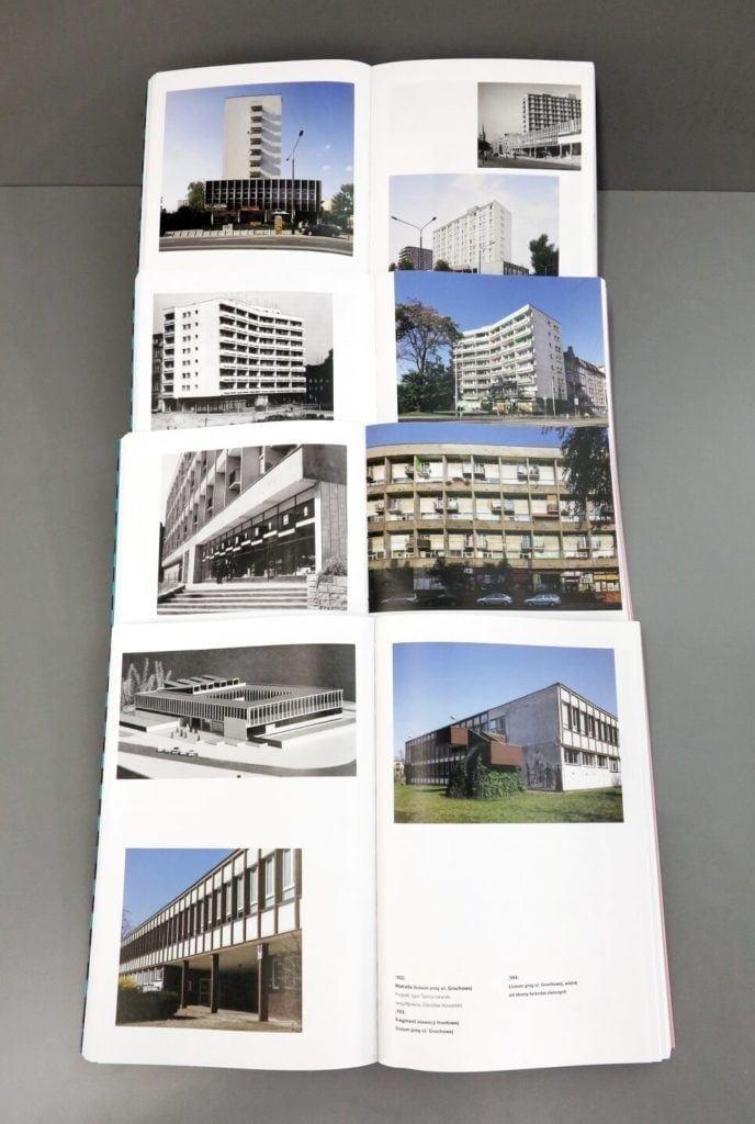 Książka Agaty Gabiś - Całe morze budowania, fot. materiały prasowe Muzeum Architektury