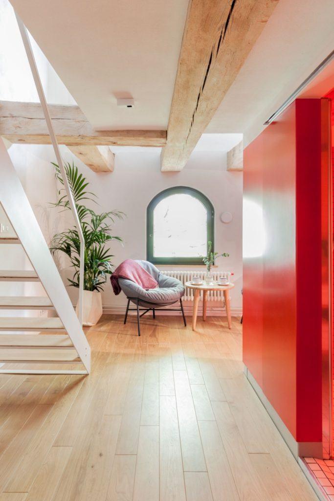 Apartamenty Monka - Apartamenty Toruń - Biuro architektoniczne Znamy się - Salon