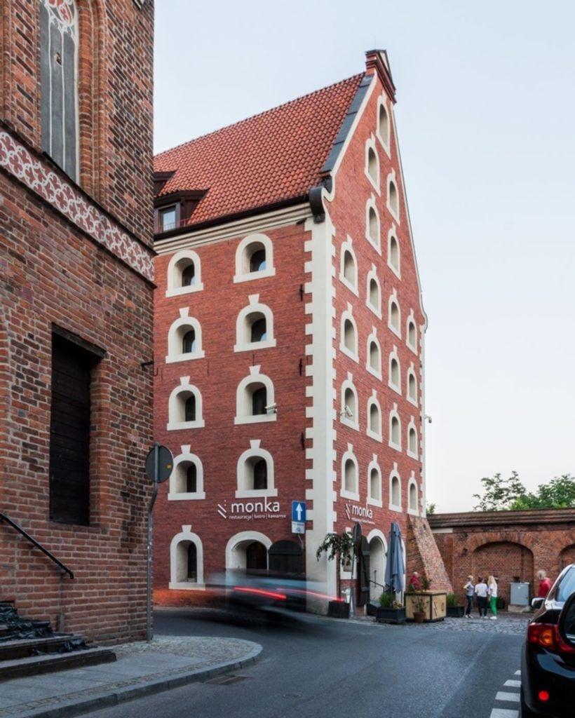 Apartamenty Monka - Apartamenty Toruń - Biuro architektoniczne Znamy się