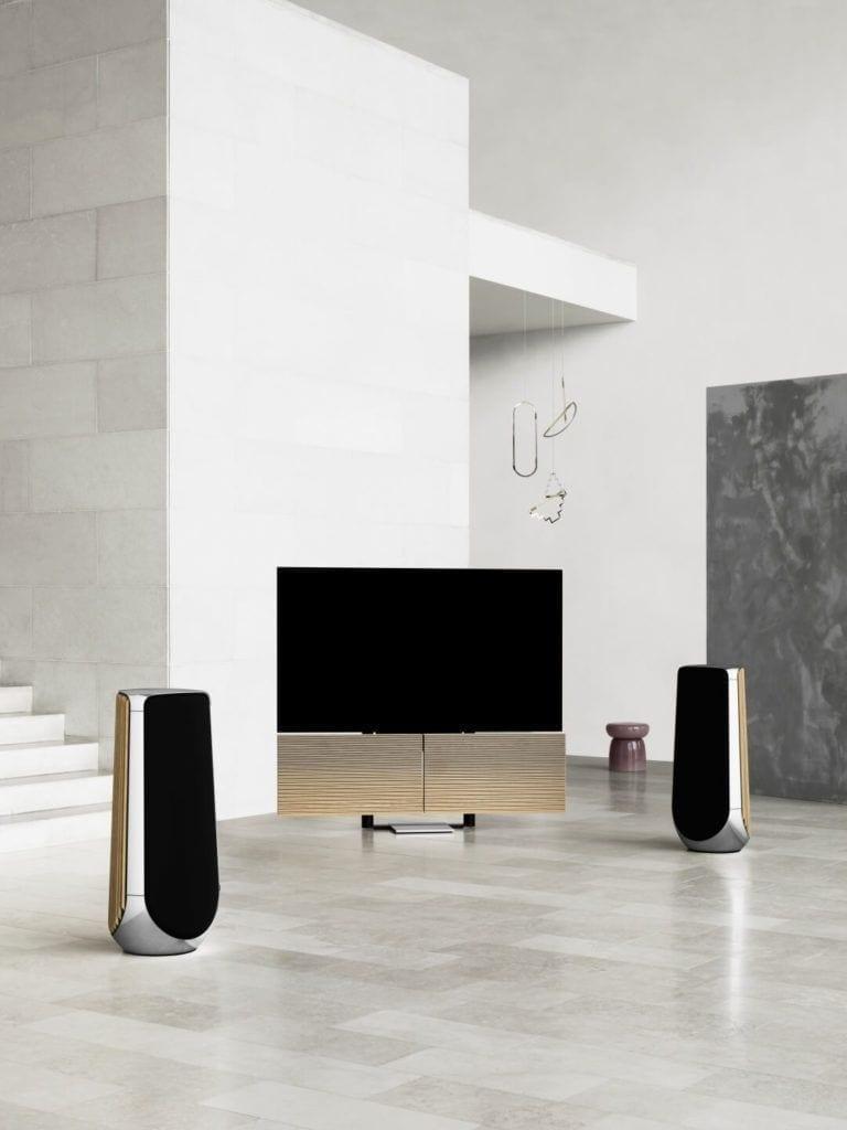 Beovision Harmony - wyjątkowy telewizor od Bang & Olufsen