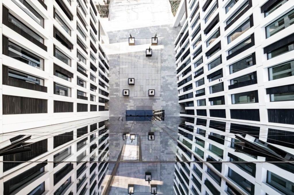 Biurowiec Vector+ na warszawskiej Woli - pracownia J.S.K. Architekci - foto. Artur-Cymerman