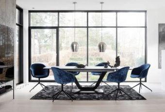 BoConcept i nowe stoły autorstwa ARDE Design