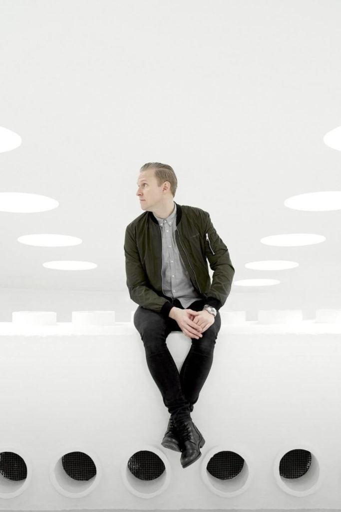 BoConcept i nowe stoły autorstwa ARDE Design aka René Hougaard
