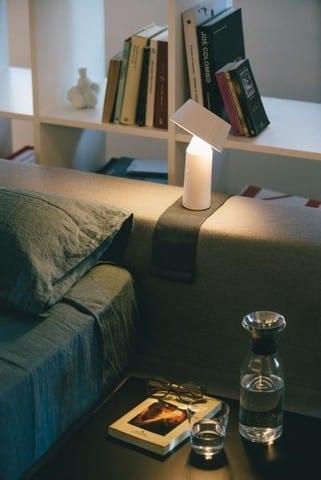Design sprzed lat, czyli wnętrza w stylu vintage - Lampa Bicoca Marset