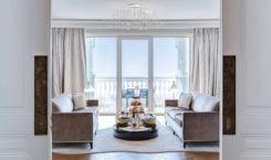 Piękny Hotel de Paris w Monte Carlo