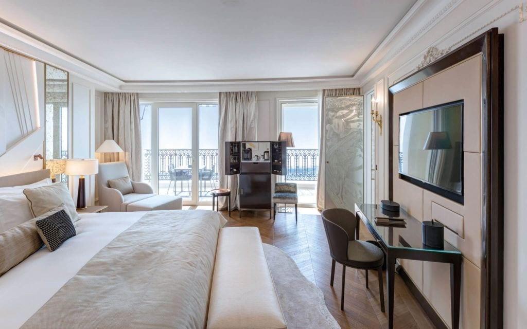 Hôtel de Paris w Monte Carlo – perła Lazurowego Wybrzeża