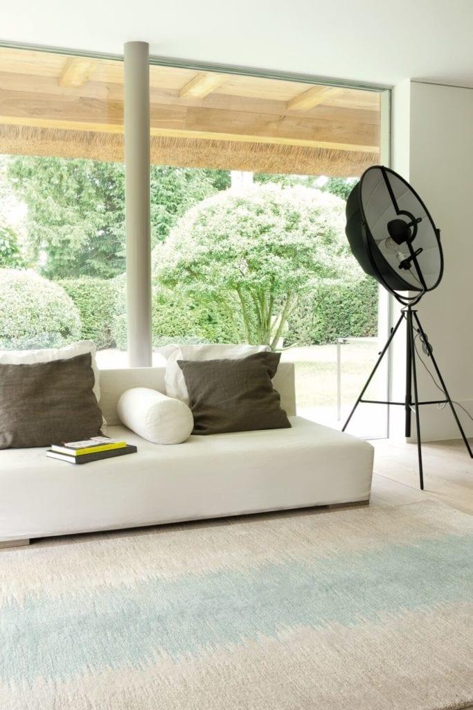 Kolekcja dywanów belgijskiej firmy Ligne Pure