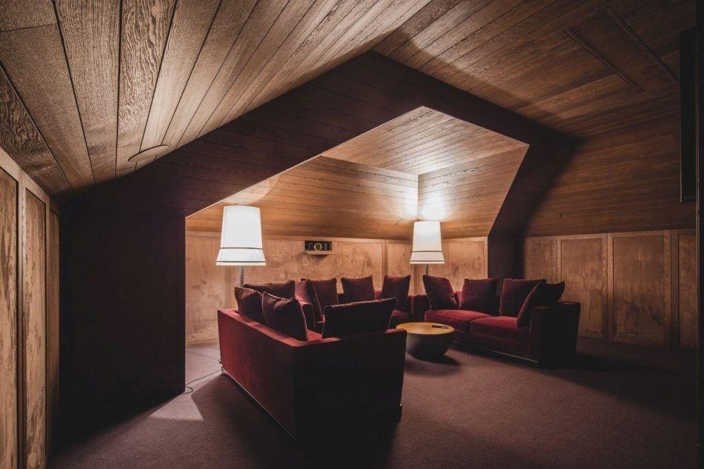 Luksusowa rezydencja na Wilanowie - pracownia Taff Architekci - foto Ignacy Matuszewski