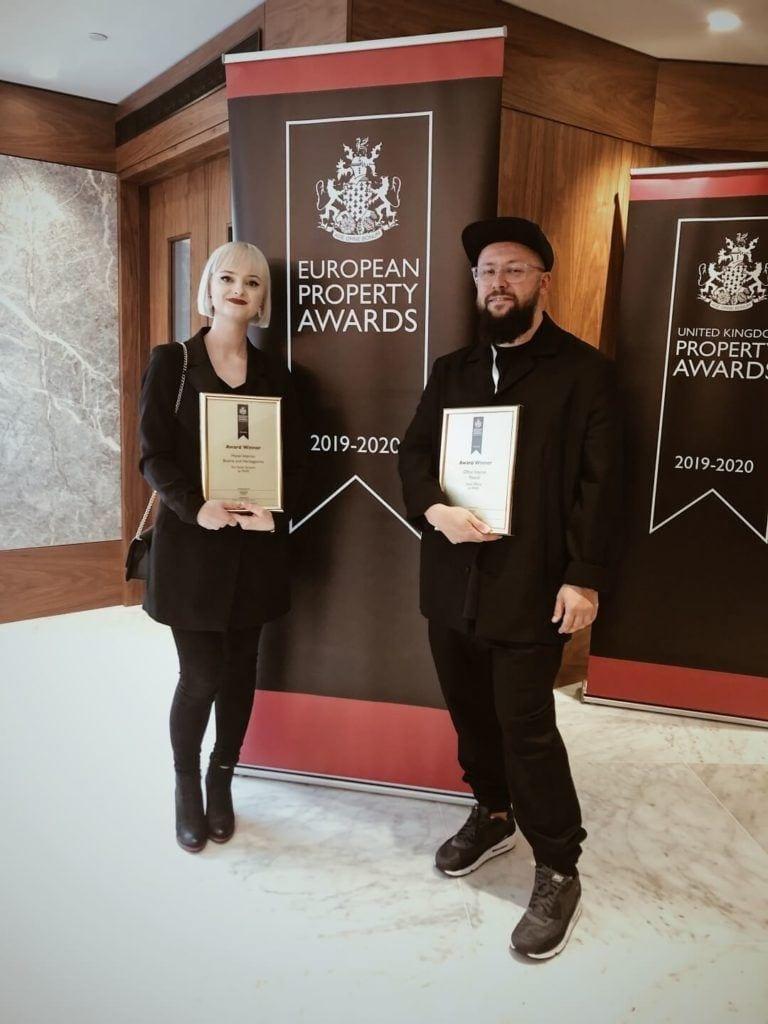 MIXD nagrodzone w konkursie International Property Award 2019-2020