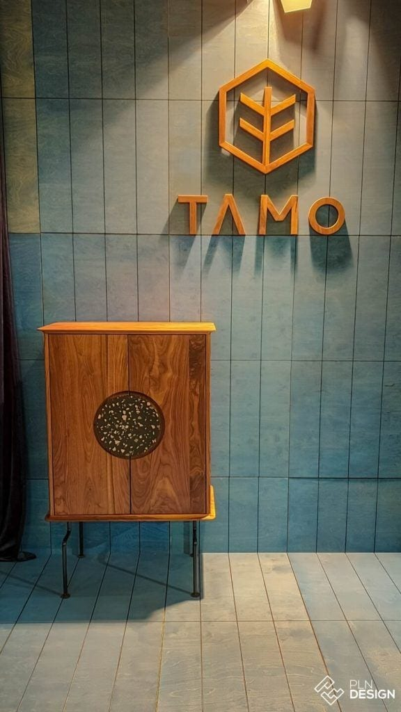 odowe targi wnętrz Warsaw Home 2019 - stoisko marki TAMO