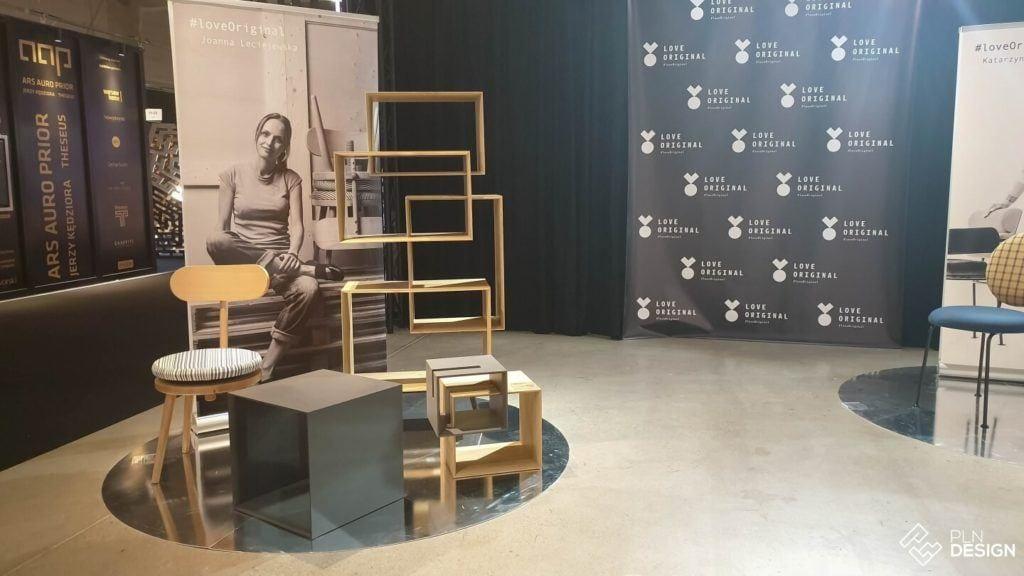 Międzynarodowe targi wnętrz Warsaw Home 2019 - wystawa 100%LovePolskiOriginal
