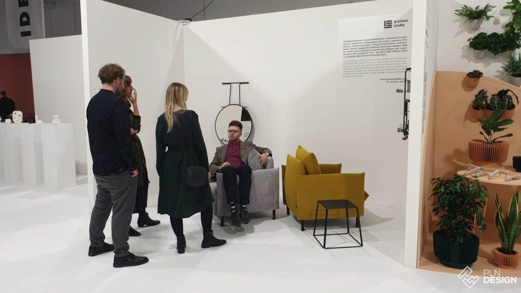 Międzynarodowe targi wnętrz Warsaw Home 2019 - Wystawa IDEAS