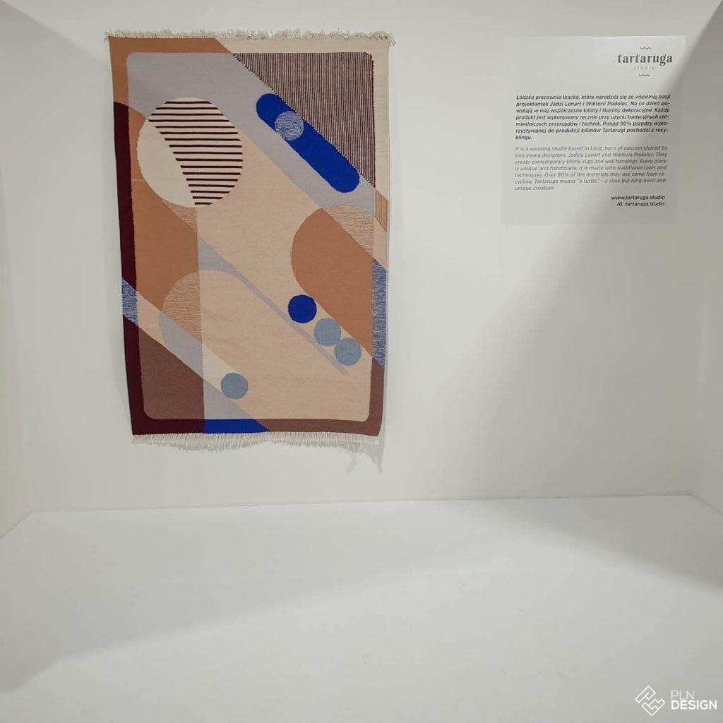 Międzynarodowe targi wnętrz Warsaw Home 2019 - Tartaruga - Wystawa IDEAS