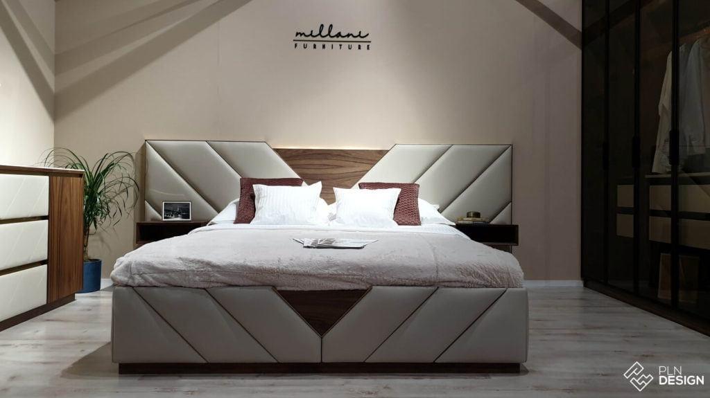 Międzynarodowe targi wnętrz Warsaw Home 2019 - stoisko marki Millani Furniture