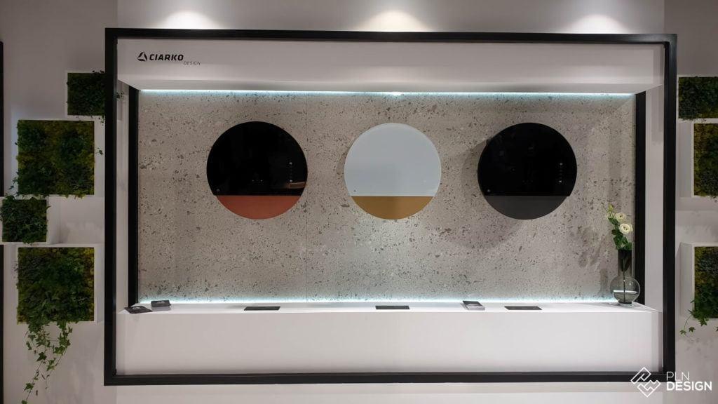 Międzynarodowe targi wnętrz Warsaw Home 2019 - stoisko Ciarko Design