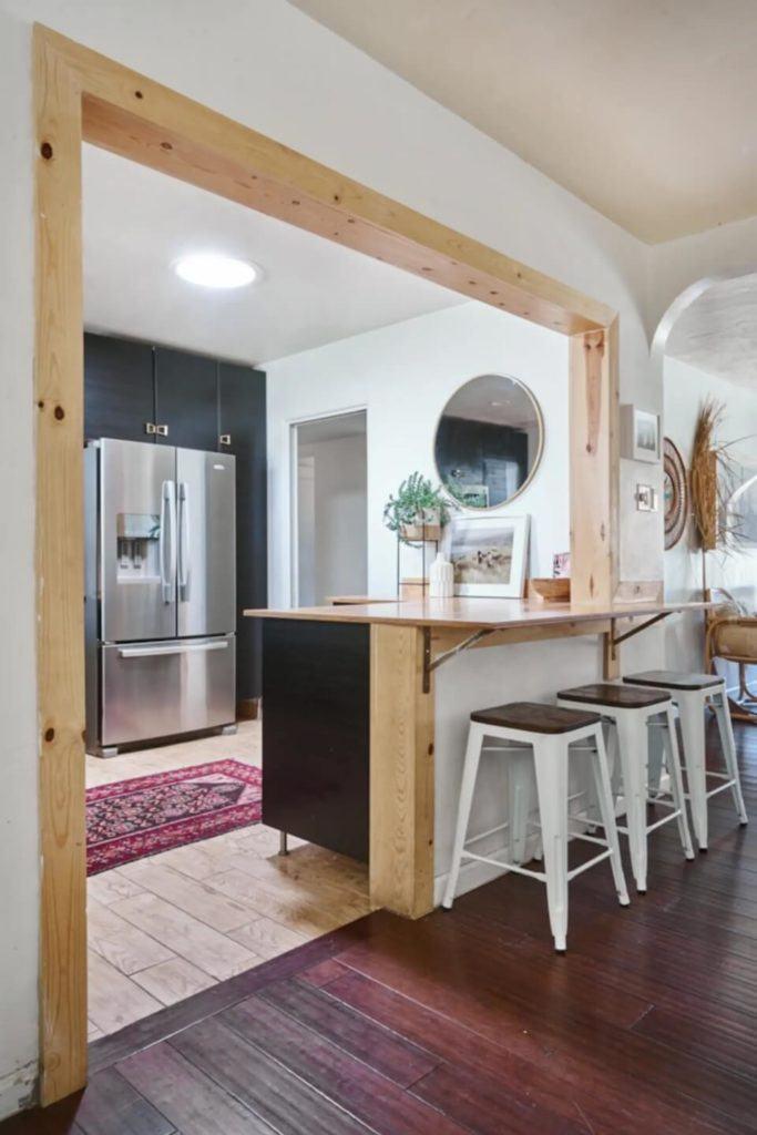 Mieszkanie w stylu Boho w Nowym Meksyku