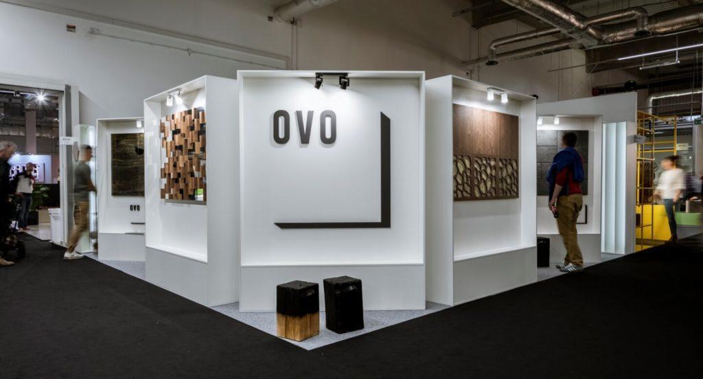 OVO - modułowe panele ścienne z segmentu premium