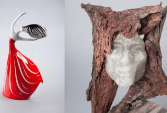 Odłamki – wystawa prac Lubomira Tomaszewskiego w Kordegardzie