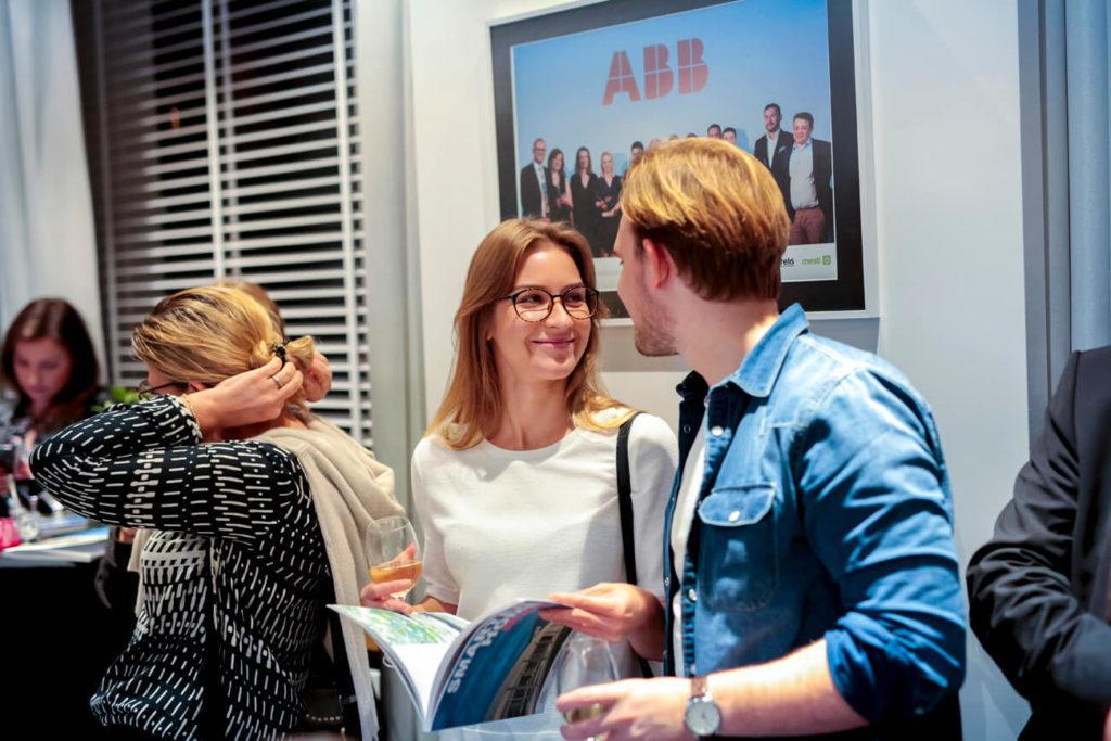 Premiera magazynu Smarter Home Mag - Apartament ABB Living Space® Experience na terenie Defabryki na Żoliborzu