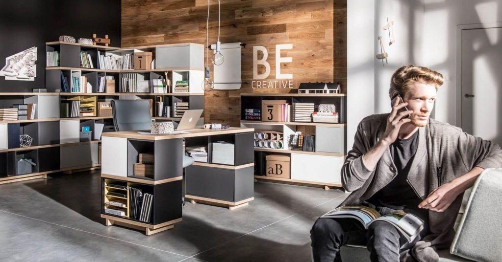 Produkty marki VOX do przestrzeni biurowych - Meble Balance