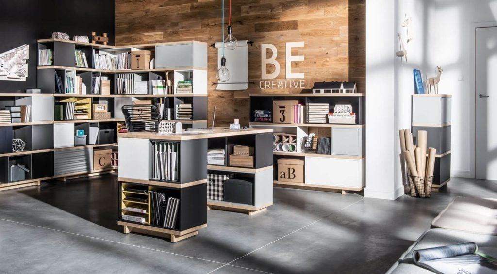 Produkty marki VOX do przestrzeni biurowych - Meble Balance #3