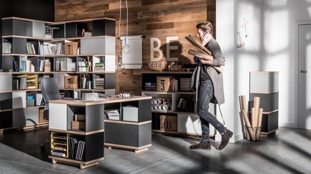 Produkty marki VOX do przestrzeni biurowych - Meble Balance #1