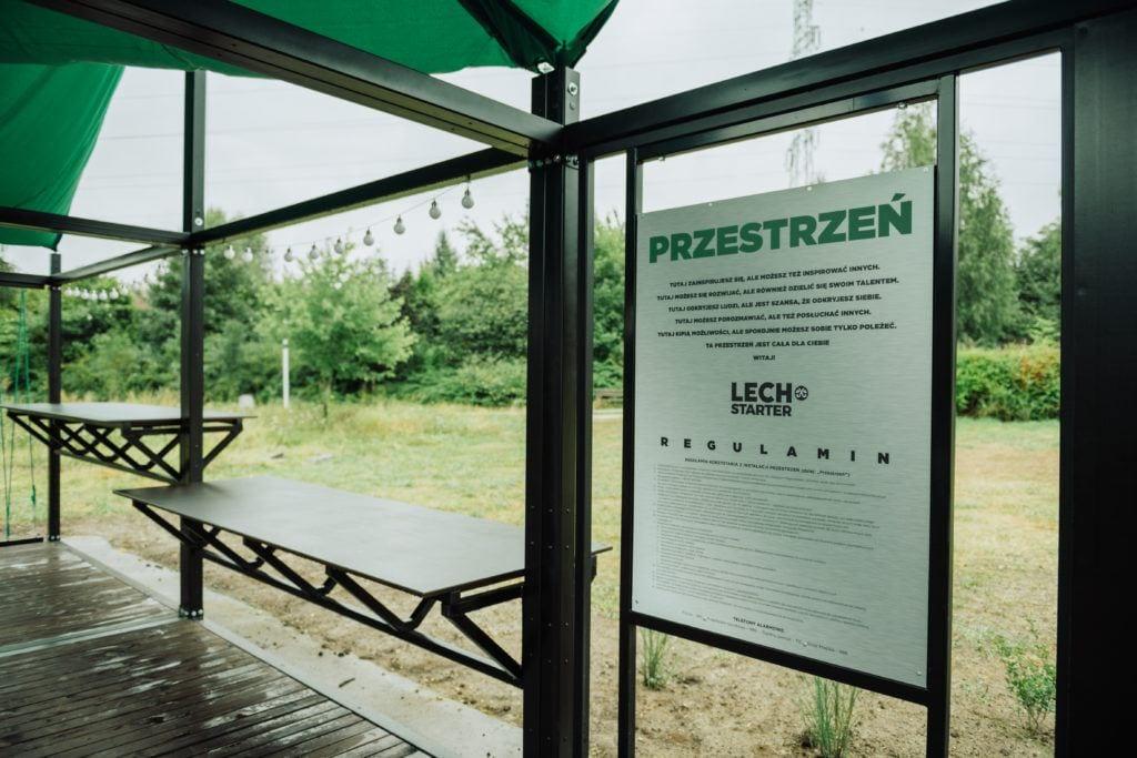 Program LECHSTARTER - nowe przestrzenie otwarte - Rzeszów