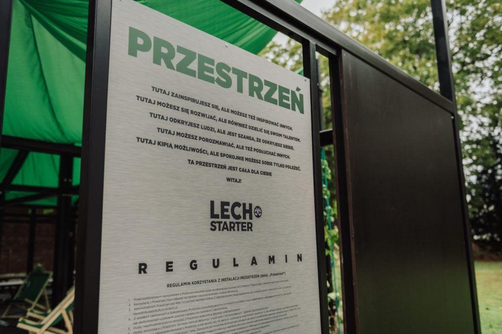 Program LECHSTARTER - nowe przestrzenie otwarte - Szczecin