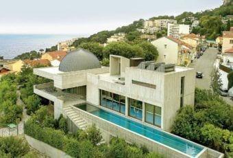 Tom Dixon i jego projekt domu Cactus Dorée