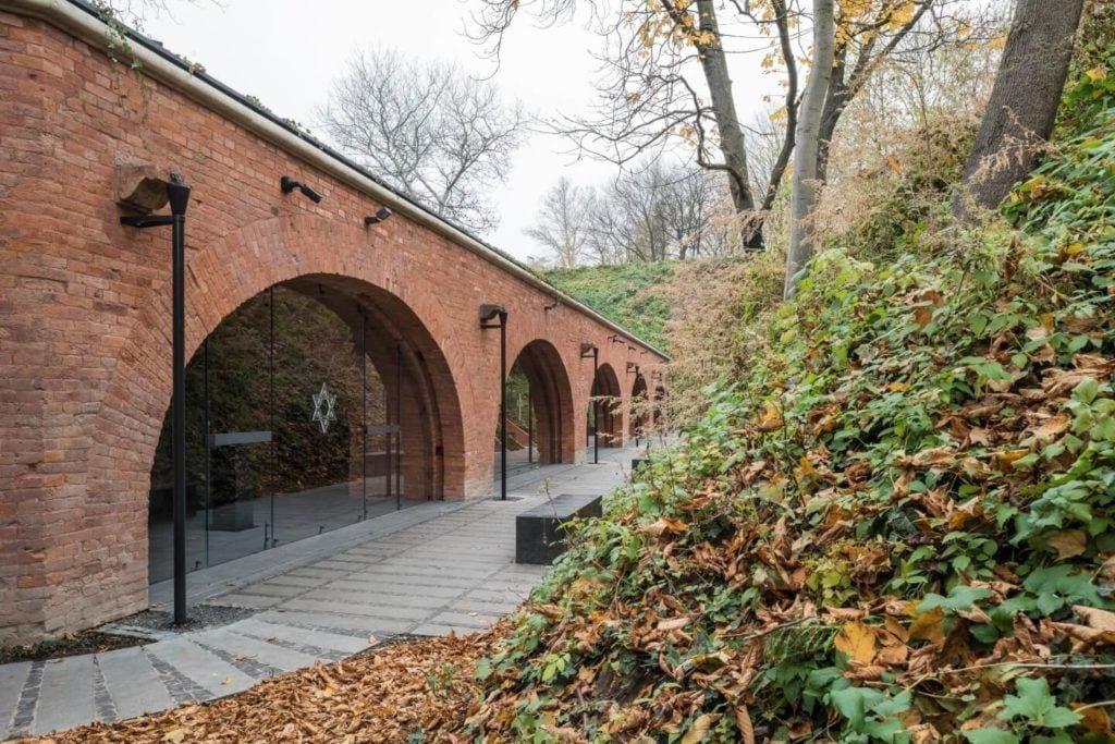 Warszawskie Muzeum Katyńskie projektu BBGK Architekci
