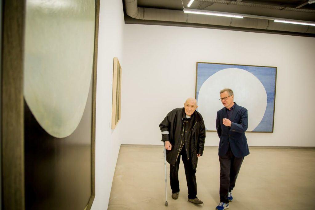 DEEP IMPACT – Stefan Gierowski i europejska awangarda lat 60